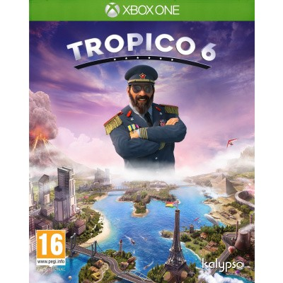 Foto van Tropico 6: El Prez Edition Xbox One