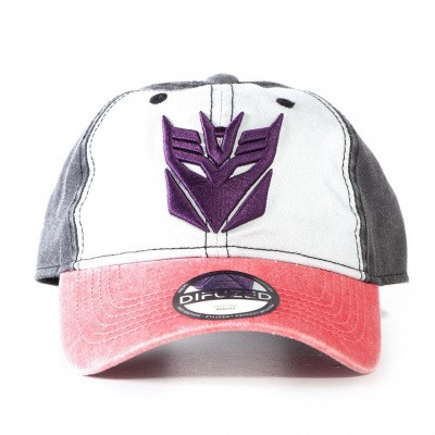 Foto van Hasbro - Transformers Decepticons Adjustable Cap MERCHANDISE