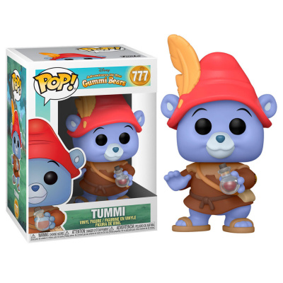 Pop! Disney: Adventures of Gummi Bears - Tummi FUNKO