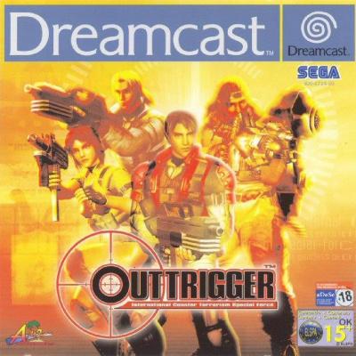 Outtrigger SEGA DREAMCAST