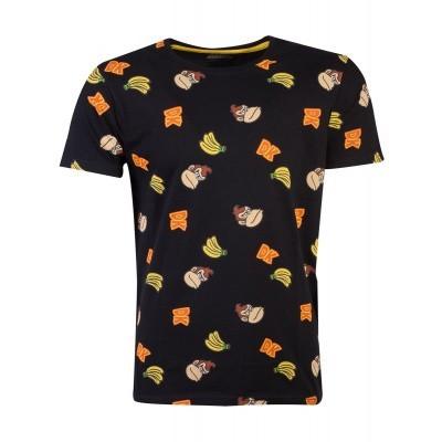 Nintendo - Super Mario DK AOP Men's T-Shirt - L