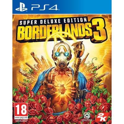 Foto van Borderlands 3 Super Deluxe Edition PS4