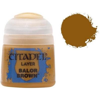 Citadel Layer - Balor Brown CITADEL