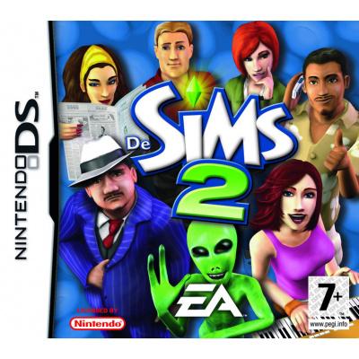 De Sims 2 NDS
