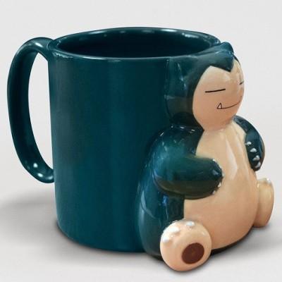 Pokemon - Snorlax 3D Mug MERCHANDISE