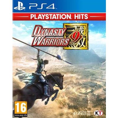 Foto van Dynasty Warriors 9 (Playstation Hits) PS4