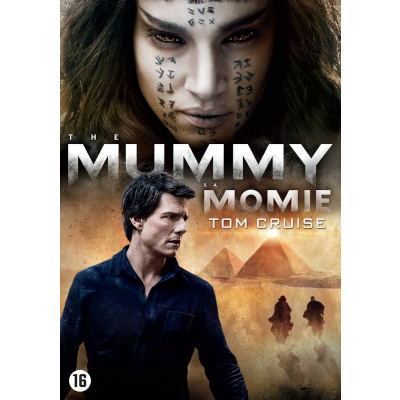 Foto van The Mummy (2017) DVD