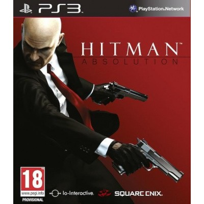 Hitman Absolution (Benelux Edition) PS3