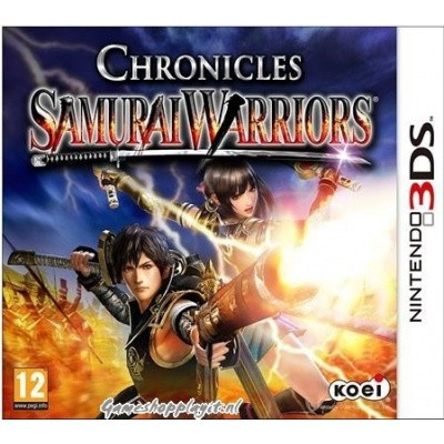 Foto van Samurai Warriors Chronicles 3DS