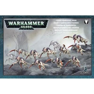 Foto van Tyranid Hormagaunt Brood Warhammer 40k