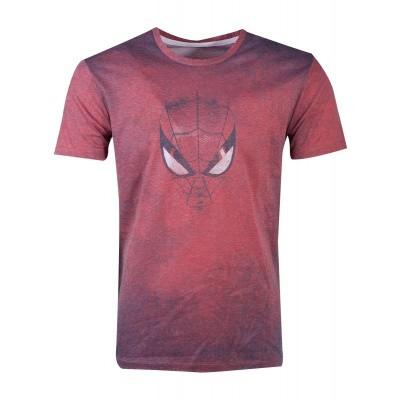Spiderman - Acid Wash Men's T-shirt - XL MERCHANDISE