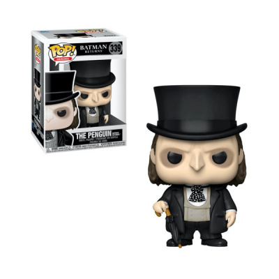 Foto van Pop! Heroes: Batman Returns - The Pinguin FUNKO
