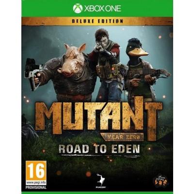 Foto van Mutant Year Zero: Road To Eden - Deluxe Edition XBOX ONE