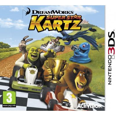 Super Star Kartz 3DS