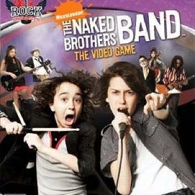 The Naked Brothers Band: The Video Game PS2