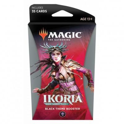 TCG Magic The Gathering Ikoria Lair Of Behemoths Black Theme Booster MAGIC THE GATHERING