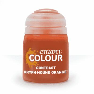 Citadel Contrast - Gryph-hound Orange CITADEL