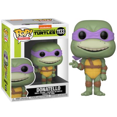 Foto van Pop! Movies: Teenage Mutant Ninja Turtles 2 - Donatello FUNKO