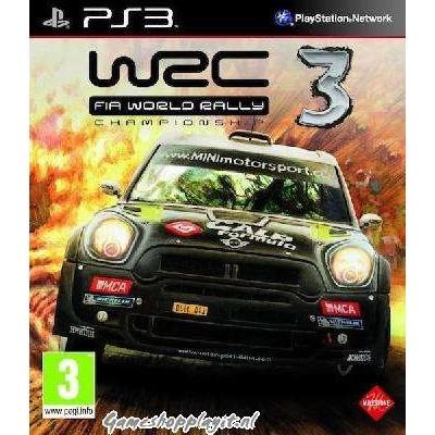 Wrc Fia World Rally Championship 3 PS3