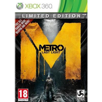 Foto van Metro Last Light (Limited Edition) XBOX 360