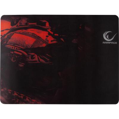 Foto van Rampage 300354 Gaming Mouse Pad PC