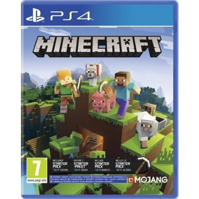 Foto van Minecraft: Bedrock Edition PS4