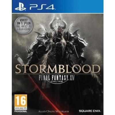 Foto van Final Fantasy XIV: Stormblood PS4