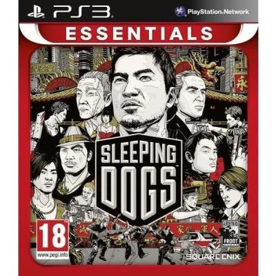 Foto van Sleeping Dogs (Essentials) PS3