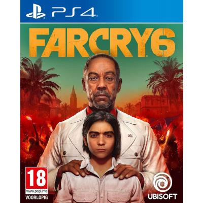 Foto van Far Cry 6 PS4