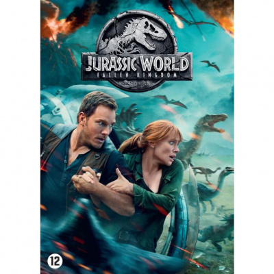 Foto van Jurassic World Fallen Kingdom DVD