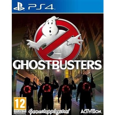 Foto van Ghostbusters PS4