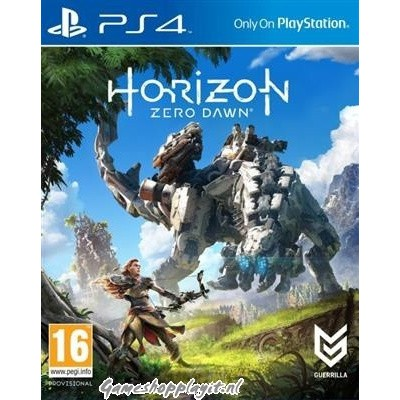Foto van Horizon Zero Dawn PS4