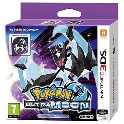 Pokemon: Ultra Moon - Fan Edition 3DS