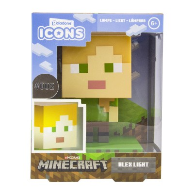 Minecraft - Alex Icons Light MERCHANDISE
