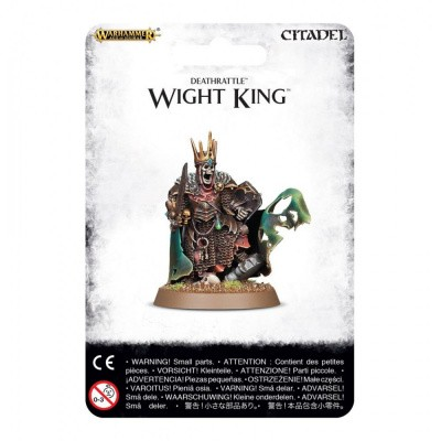 Foto van Deathrattle Wight King With Baleful Tomb Blade WARHAMMER AOS
