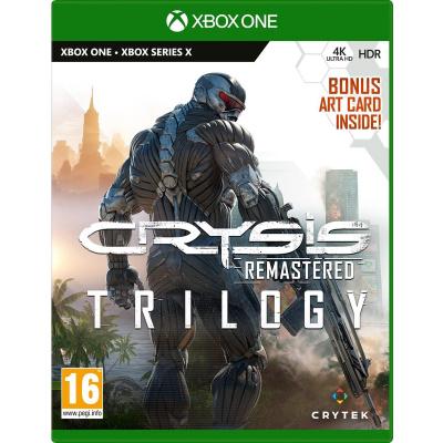 Foto van Crysis Remastered Trilogy XBOX ONE