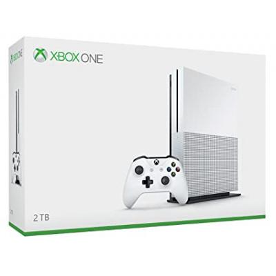 Xbox One S Console 2TB (White) XBOX ONE