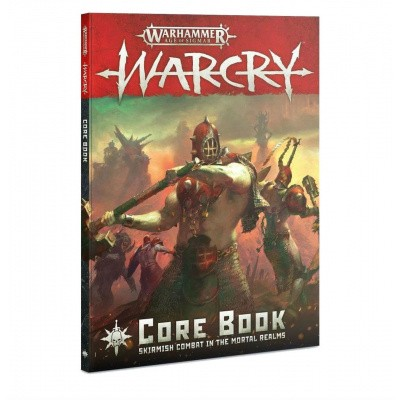 WarCry Core Book WARHAMMER AOS