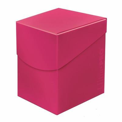 Foto van TCG Deckbox Pro-100+ - Hot Pink DECKBOX