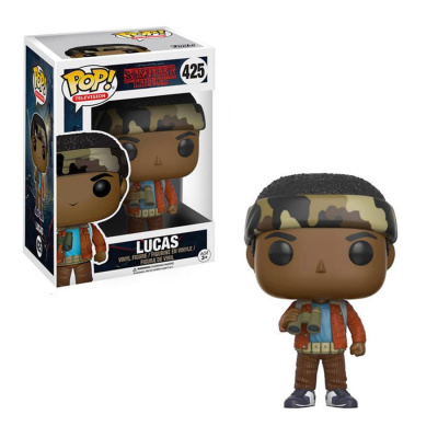 Foto van Pop! Television: Stranger Things - Lucas Funko