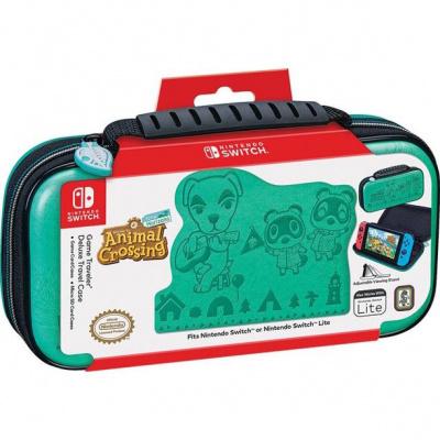 Foto van Deluxe Travel Case - Animal Crossing V2 SWITCH