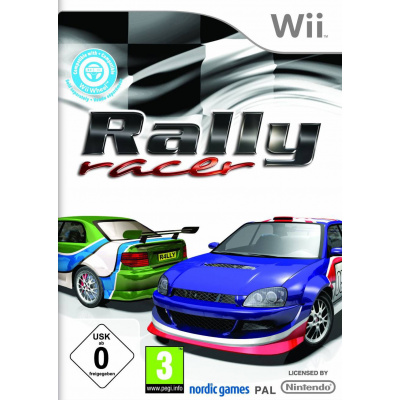 Rally Racer (Game Only) WII