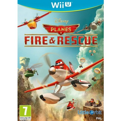 Foto van Disney Planes Fire & Rescue WII U