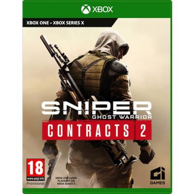Foto van Sniper Ghost Warrior: Contracts 2 XBOX ONE