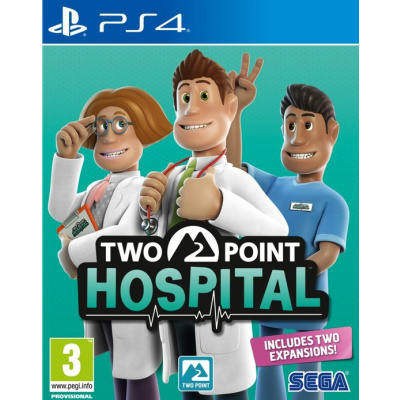 Foto van Two Point Hospital PS4