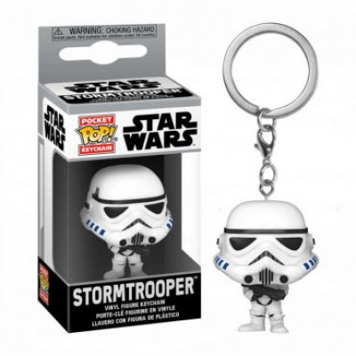 Pocket Pop! Keychain: Star Wars - Stormtrooper FUNKO
