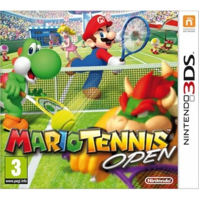 Foto van Mario Tennis Open 3DS