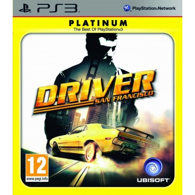 Driver San Francisco (Platinum) PS3