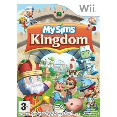 Foto van My Sims Kingdom WII