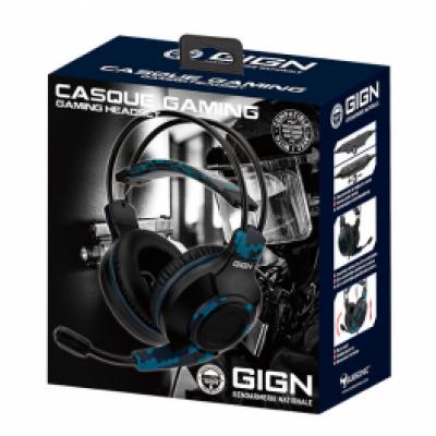 Foto van Subsonic GIGN - Gaming headset 50 mms met Microfoon Headset PS4